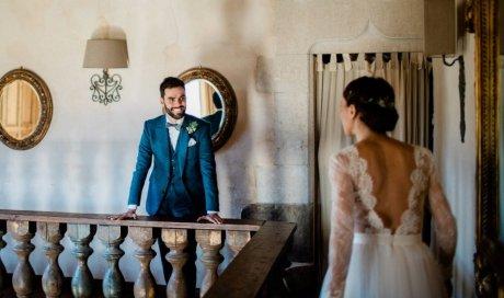 Mariage hiver Melanie Orsini