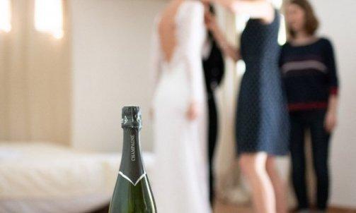 Champagne bastide de jaillans- Mélanie orsini - Solophotographie