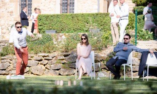 Moment jeux mariage - Mélanie orsini - Solophotographie