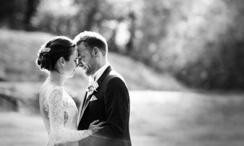 Photos de couple noir et blanc - Mélanie orsini - Solophotographie