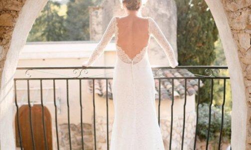 Robe de mariée créatrice - Mélanie orsini - Solophotographie
