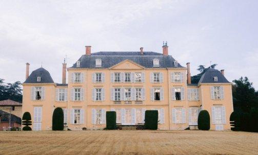 Blandine et Thibault - Château de Saint Trys - Rhône