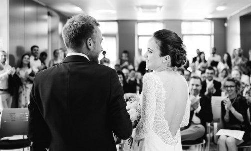 Mariage mairie - Mélanie orsini - Solophotographie