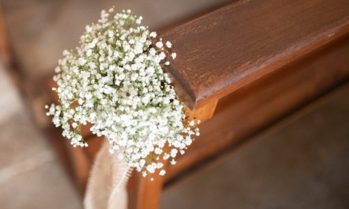 Gypso eglise mariage - Mélanie orsini - Solophotographie