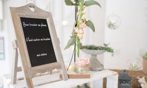 Plan de table - Mélanie orsini - Solophotographie