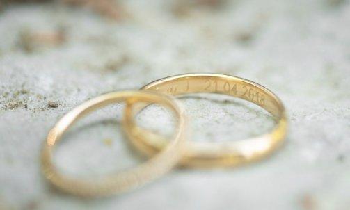 Alliances mariage - Mélanie orsini - Solophotographie